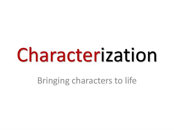 characterization