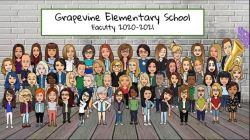 GES Faculty & Staff 2020-21