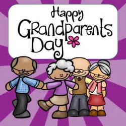 Third Grade Grandparents Day Event