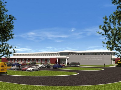 Architectural rendering of HCCTC