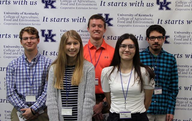 American Private Enterprise Seminar Winners Advancing to State