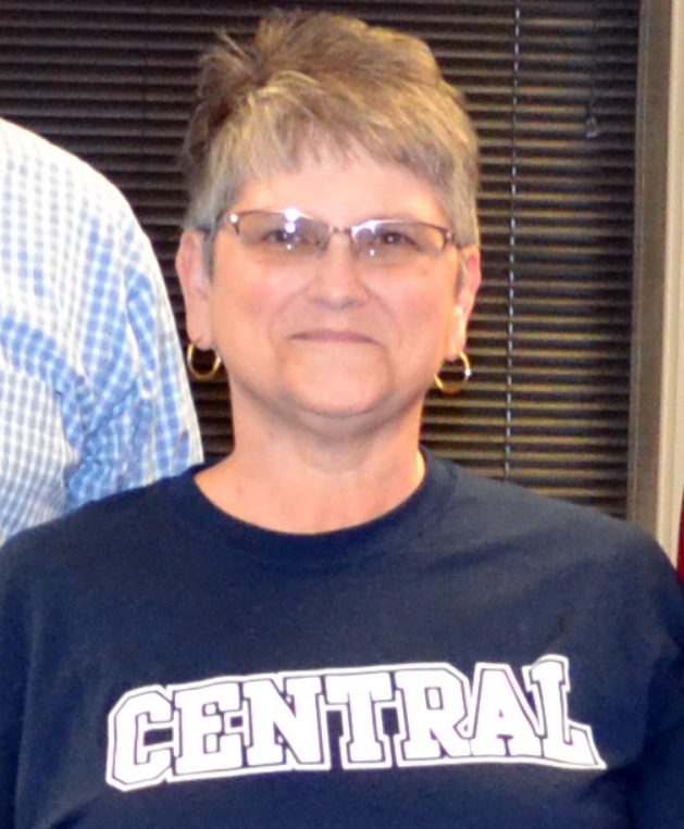 HCCHS Custodian Carol Huddleston saves student--recognized by Board of Education.