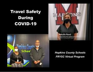 Travel Safety during COVID-19