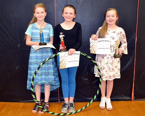 EES Talent Show Winners 2018
