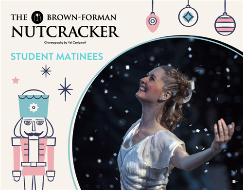 The Brown-Forman Nutcracker