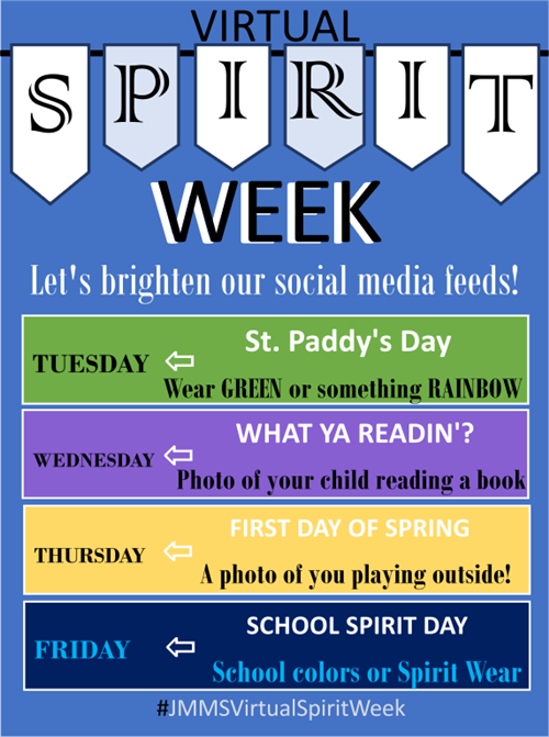 Digital Spirit Week