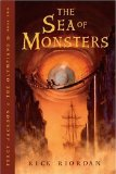 Sea of Monsters - (Series Book 2)