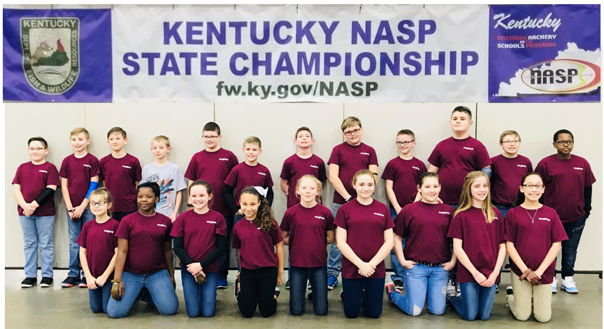Archery Team Earns Spot at Nationals!