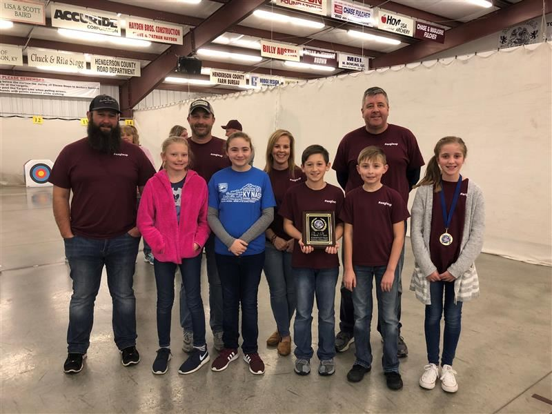 Archery Team to Compete at State