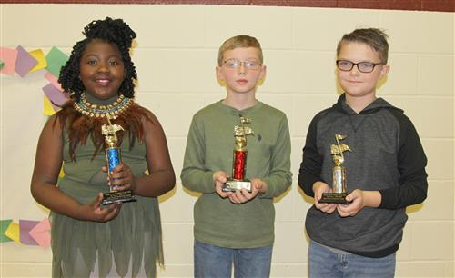 Jesse Stuart Talent Show Winners