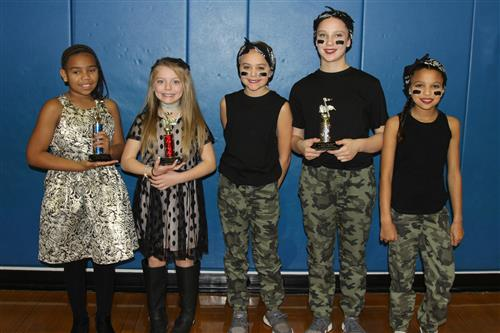 West Broadway Elementary Talent Show Winners
