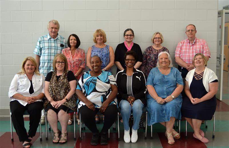 2018-2019 Retirees Honored