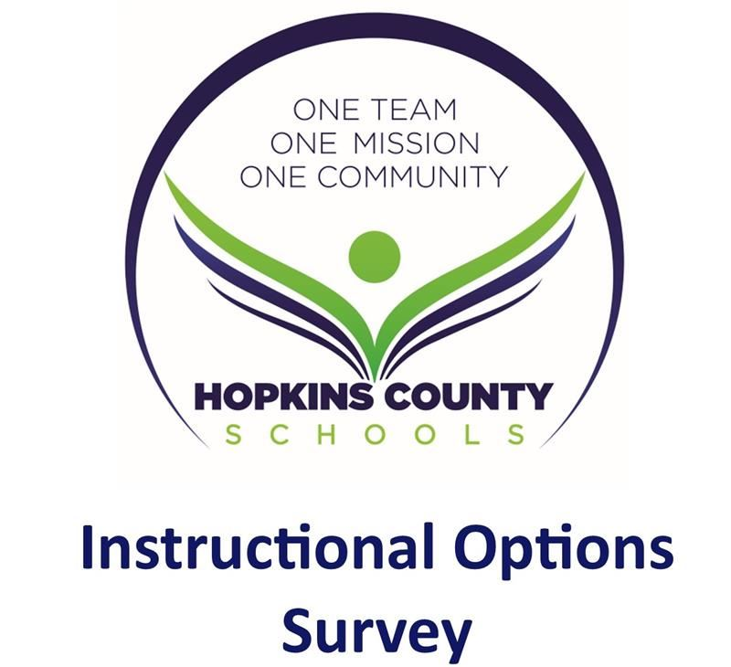 Instructional Options Survey
